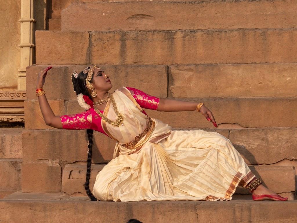 Khajuraho dancer
