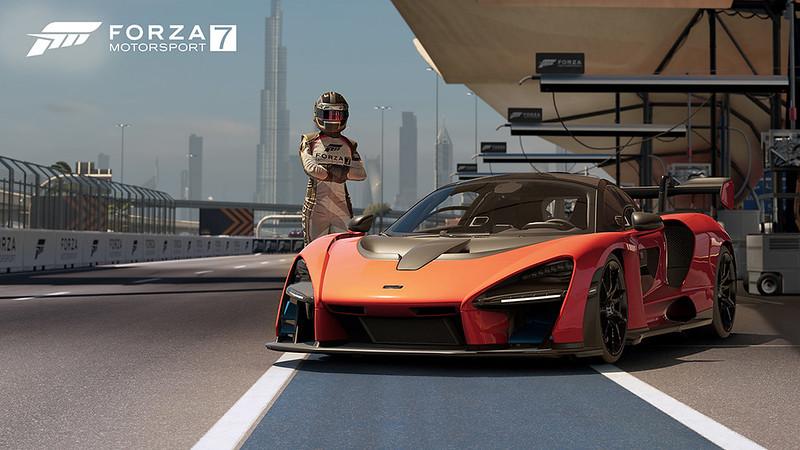 2018 McLaren Senna Forza Motorsport 7