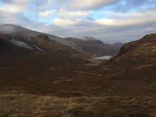 Loch an Nid and Beinn a' Chlaidheimh | by malky_c