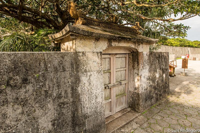 Lugar sagrado y de oración Suimui Utaki