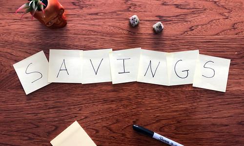 Savings | by Got Credit