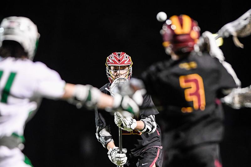 Menlo-Atherton Boys Varsity Lacrosse vs. Palo Alto Vikings.