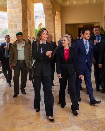 World Economic Forum – Dead Sea | by queenrania