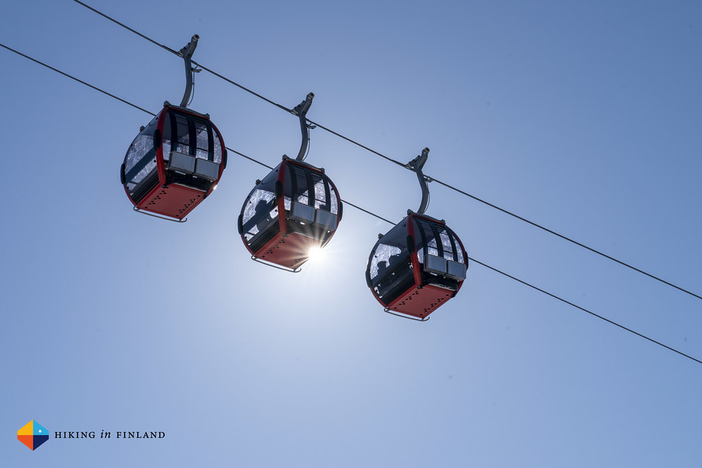 The Ruka Gondola