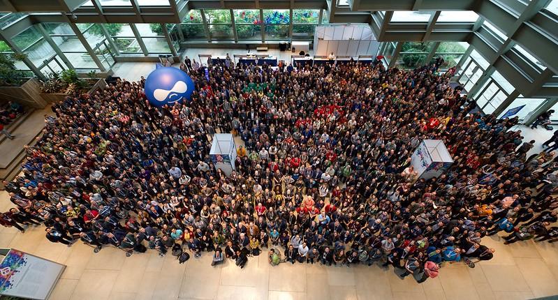 DrupalCon Seattle 2019 Group Photo