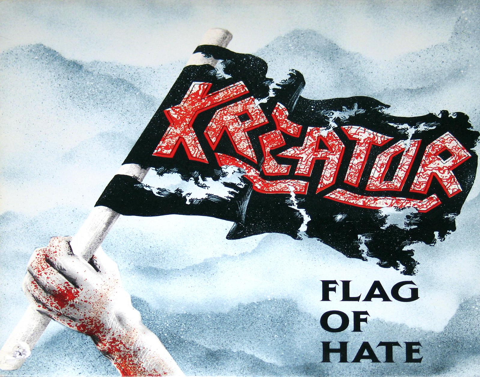 Kreator Flag of Hate