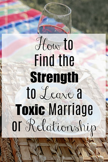 Finding the Strength to Leave a Toxic Marriage or Relationship | by BetzysMakeup