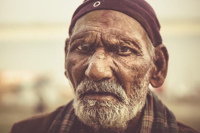 Varanasi gentleman