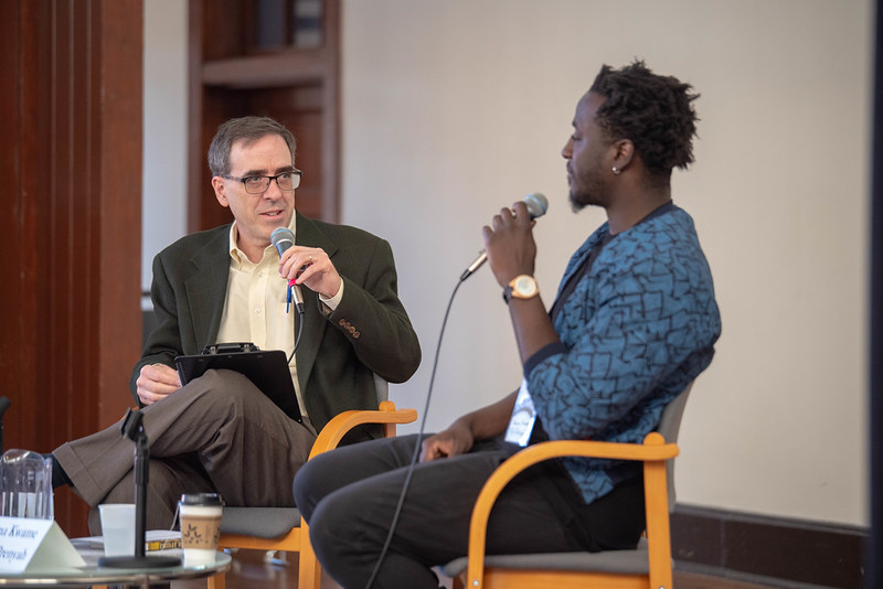 Friday Black: A Conversation with Nana Kwame Adjei-Brenyah and Ron Charles
