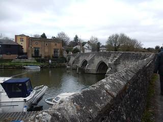 Farleigh bridge