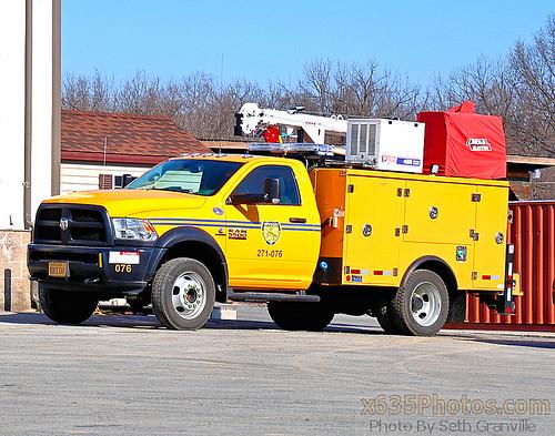 West Virginia Division of Highways Mobile Equipment Repair 271-076 Photo