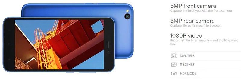 Xiaomi Redmi GO 特徴 (4)