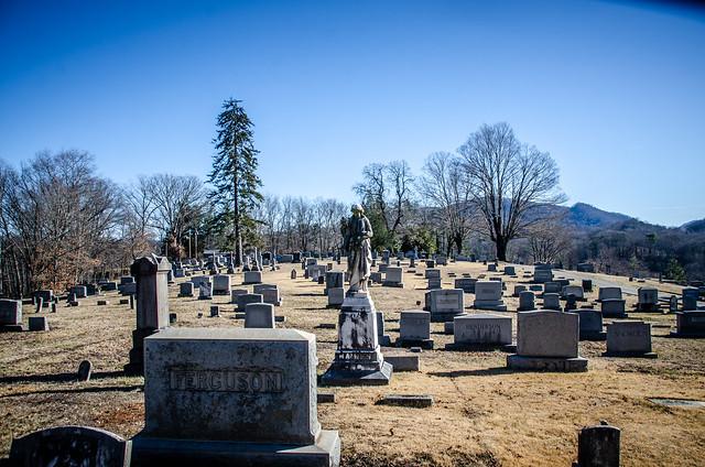 Green Hills Cemetery Waynesville-005
