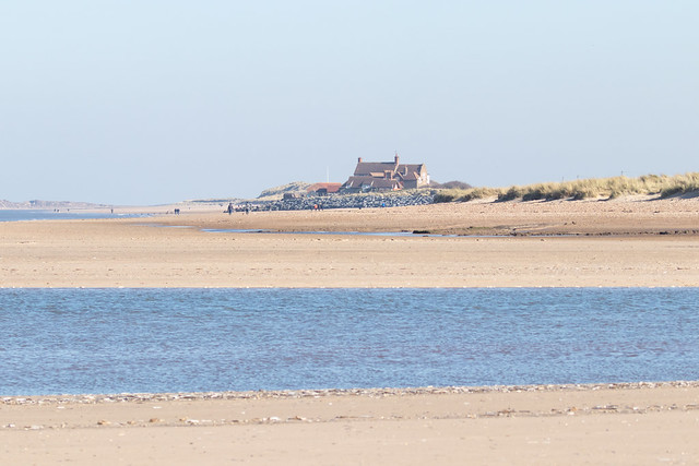 Titchwell dunes and beach - Titchwell RSPB, Norfolk, UK-2