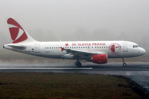 2019-02-22 MST OK-MEL A-319 CSA(SK SLAVIA PHARA )C | by mr.il76