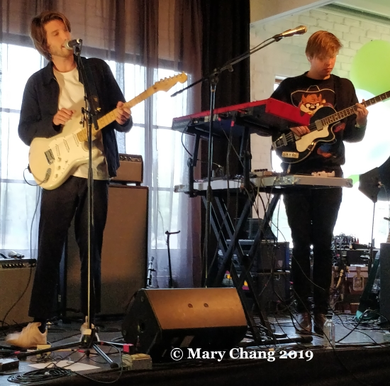 Mansionair Shure Bedroom Sessions Saturday SXSW 2019 2