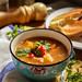 chicken vegetable soup by Jesmin Palash