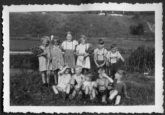 AlbumC90 Rasselbande einmal anders, 1941