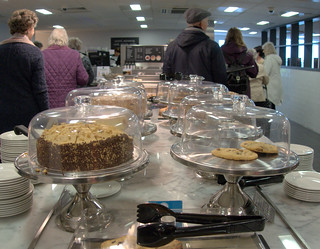 M&S Cake Stands | by Tony Worrall