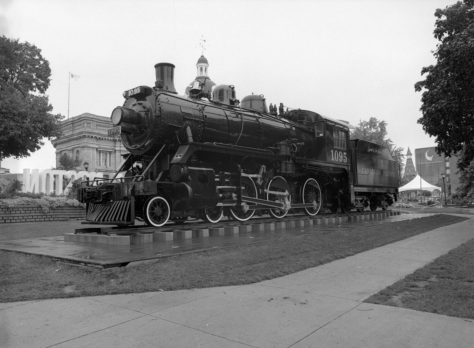 Project:1867 - Canadian Pacific Railroad