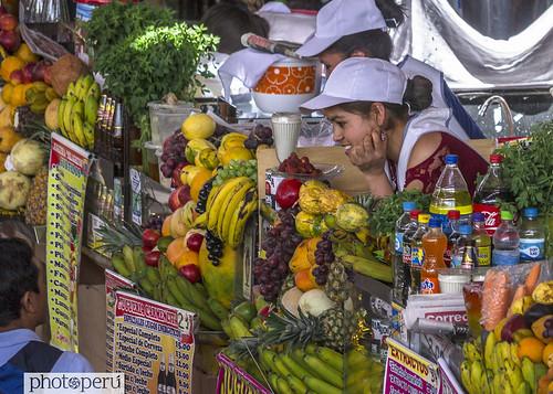 MERCADO SAN CAMILO | by Photo Peru Stock