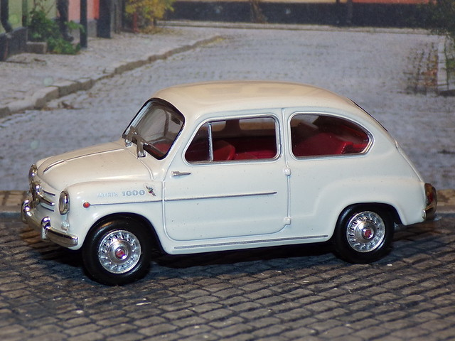 Abarth 1000 Berlina - 1963