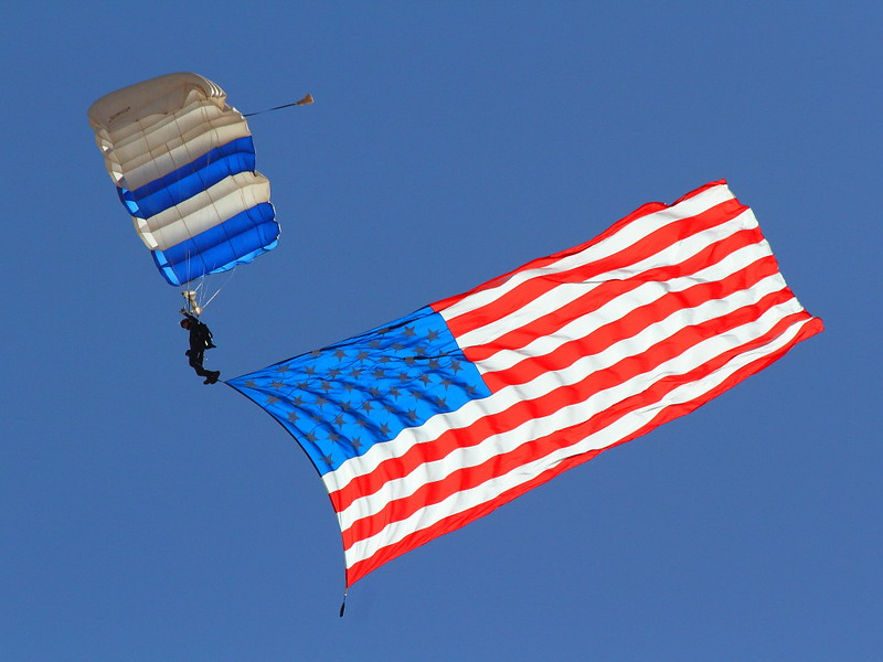 IMG_7939 Flag Drop by Wings of Blue