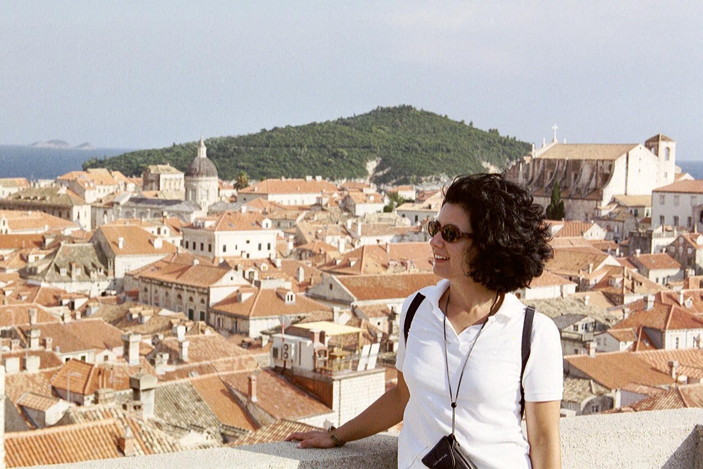 Alex in Dubrovnik