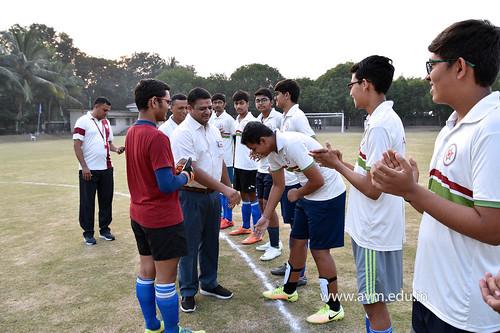 Inter House Football Competition 2018-19 5 (4) | by Atmiya Vidya Mandir
