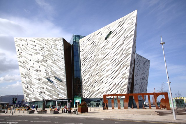 The Titanic Museum Belfast 18.04.18