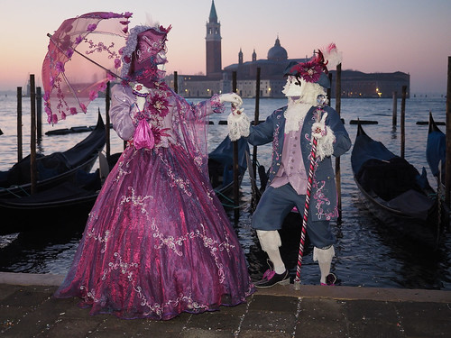 a last photo about the Venice carnival 2019
