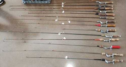 Fiberglass casting rods | by thornhill3