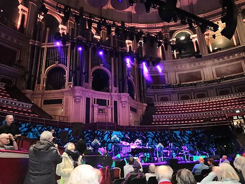 Getting settled in at the Royal Albert Hall for Loreena McKennitt. #photoaday2019 #adaylate | by avail
