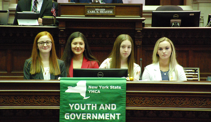 WFSD 83rd Youth & Government Conference 2019
