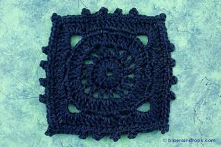 Crochet Circle Square | by elsa.blueraindrops