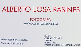 4 6 | by ALBERTO LOSA FOTOGRAFÍA