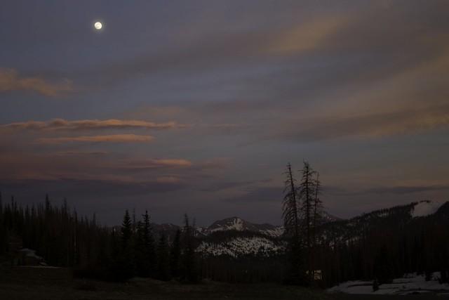 Wolf Creek Pass & Moon-1861
