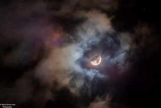 First Quarter Moon (68%)   by Maria Gemma - A Passionate Photographer
