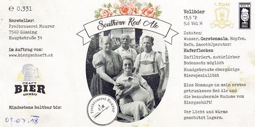 Austria - Freibrauerei Maurer (Güssing)