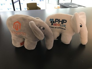 Magento and PHPBenelux are great friends