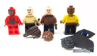Back view of the minifigures with back printing | by WhiteFang (Eurobricks)