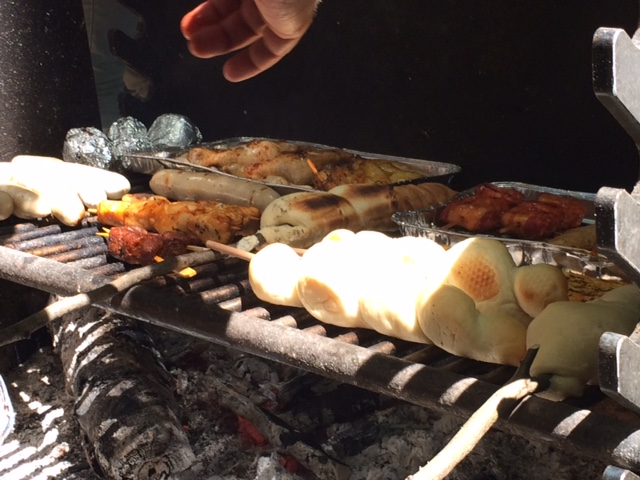 Grillparty Samstag 13.06.2015