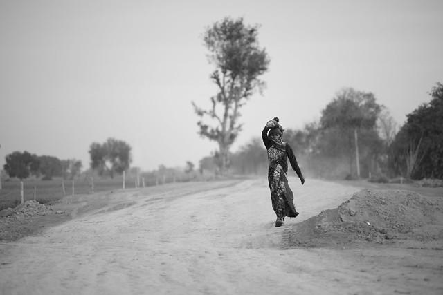 Road - Takumar 135mm 2.5