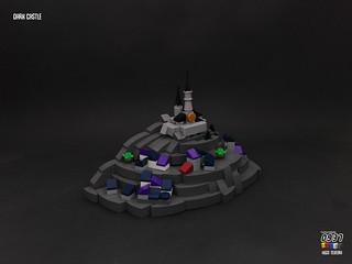 Dark Castle 01   by hrtx