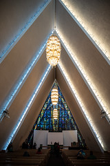 Inside Arctic Cathedral