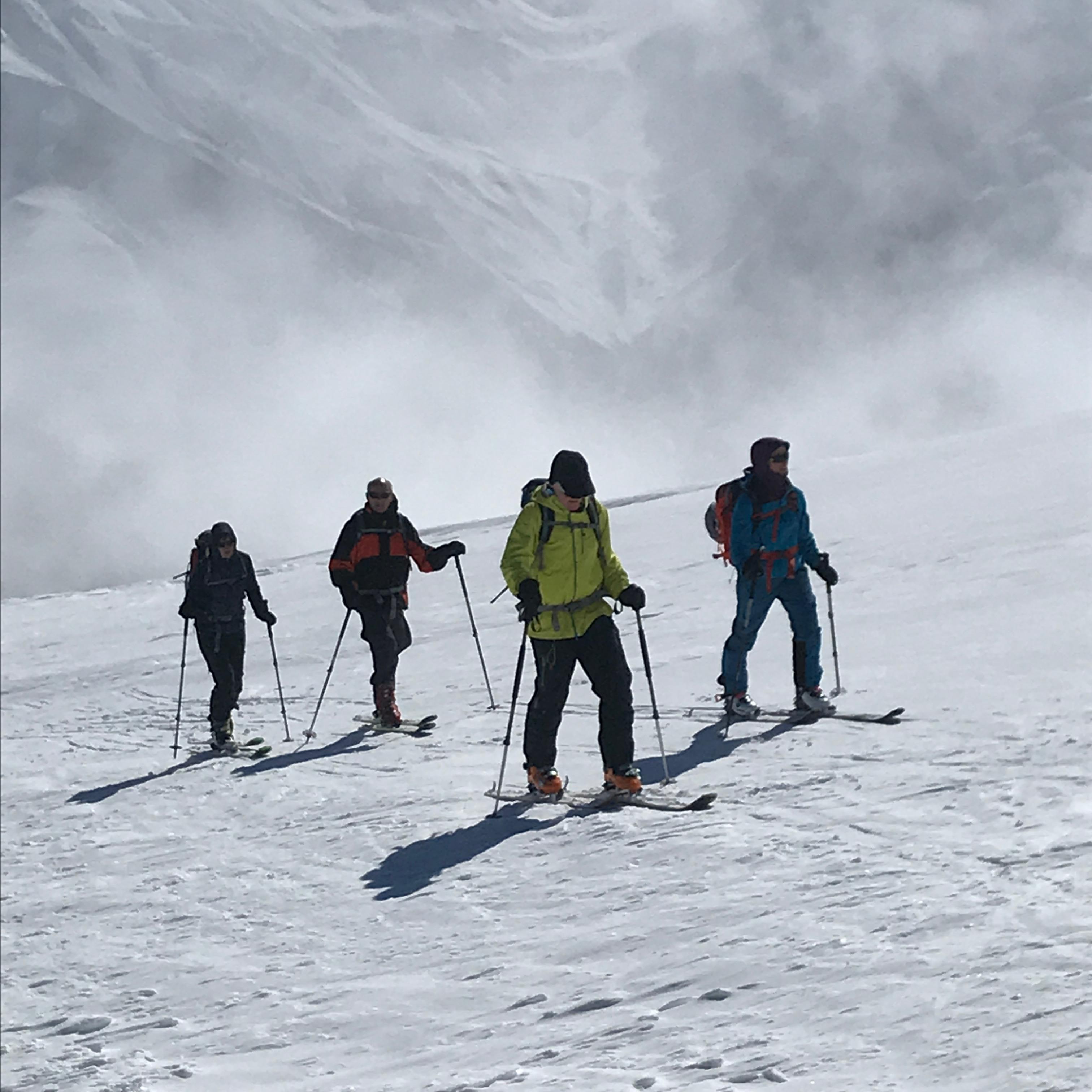 22. Ski- und Snowboard-Tourenweekend im Val Lumnezia