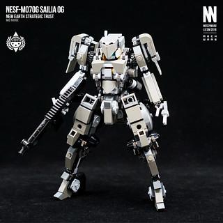 NESF-M07OG Sailia OG | by Messymaru