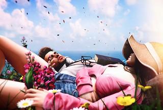 Gallant: Spring Romance (Photo 4) | by Geena Carminucci