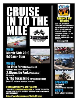 March 23 Cruise to the Mile | by teejaze