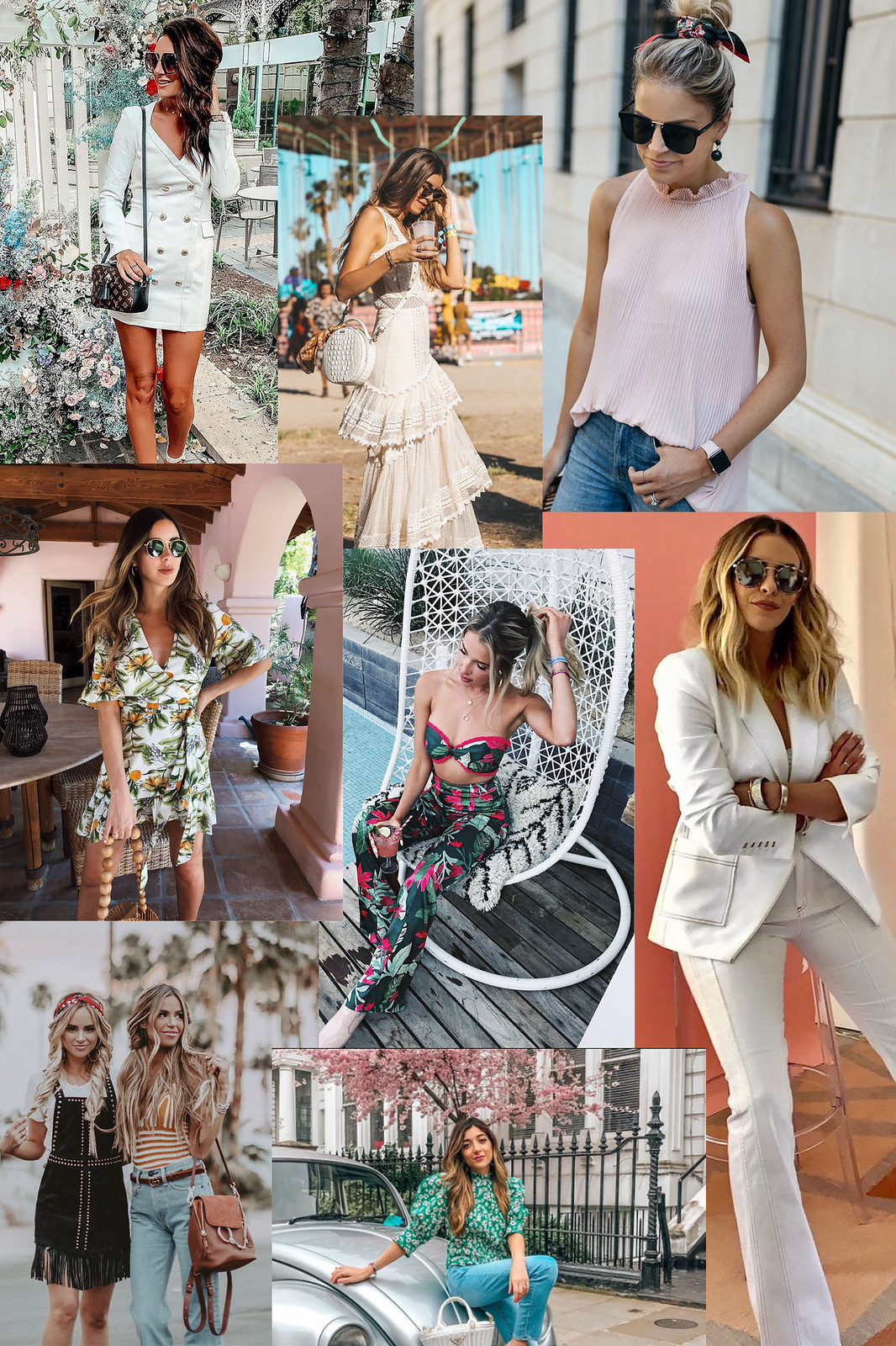 Whatever Happened to Individuality in Blogging? (images via rewardStyle LIKEtoKNOW.it)